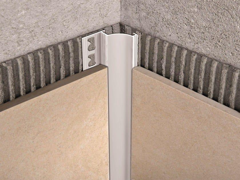 Aluminium edge profile for walls PROSHELL ALL by PROGRESS PROFILES
