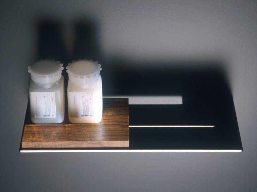Mensole Da Bagno In Acciaio : Mensole d angolo per bagno dangolo acciaio cm
