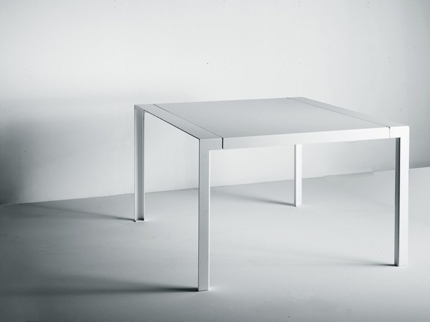 Rectangular plate table 4mm by Boffi