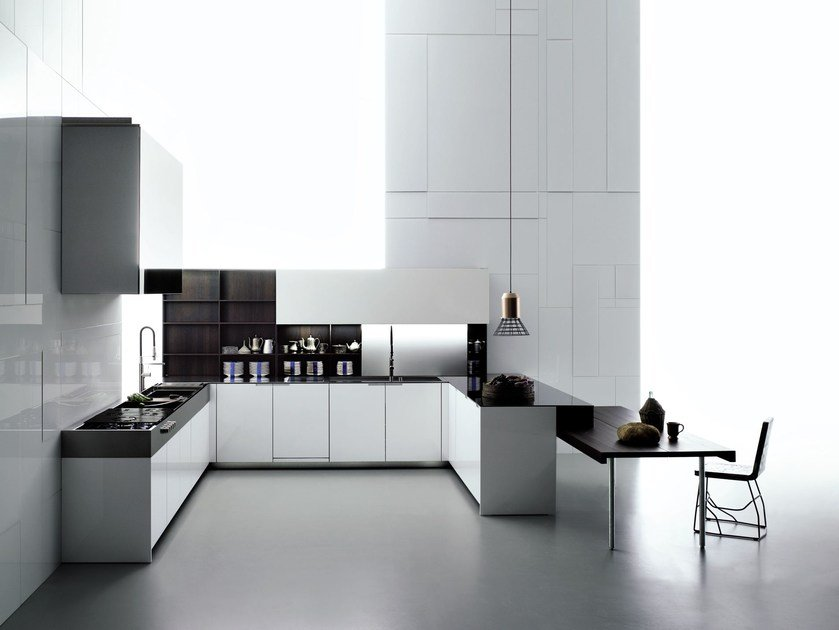 Küche APRILE By Boffi Design Piero Lissoni
