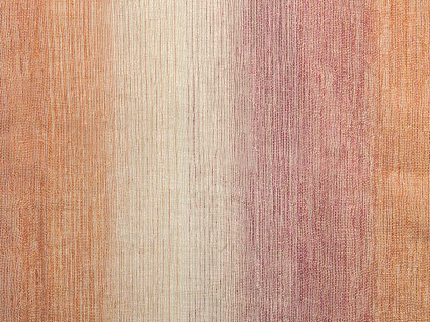 Multi-colored polyester fabric SANTORINI by Aldeco