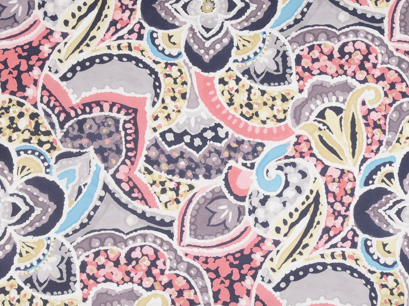 Upholstery fabric with floral pattern DREAM MAKER by Aldeco