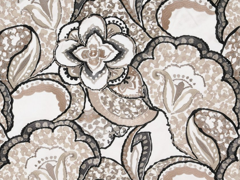 Upholstery fabric with floral pattern TIFFANY'S by Aldeco