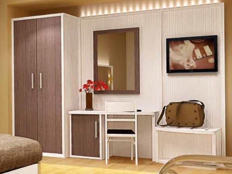 Fashion Wardrobe For Hotel Rooms By Mobilspazio