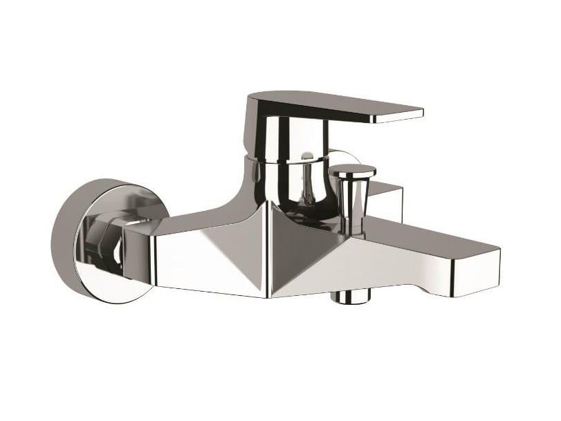 Exposed bathtub mixer DREAM | Bathtub mixer by Remer Rubinetterie