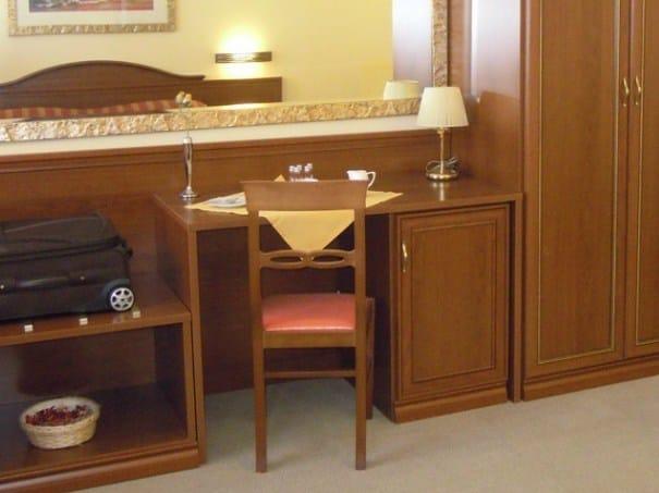 Clear bureau pour chambre d hôtel by mobilspazio