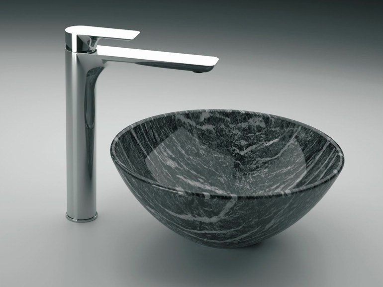 Single handle washbasin mixer without waste INFINITY | Washbasin mixer by Remer Rubinetterie