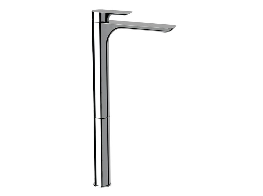 Countertop single handle washbasin mixer INFINITY | Single handle washbasin mixer by Remer Rubinetterie