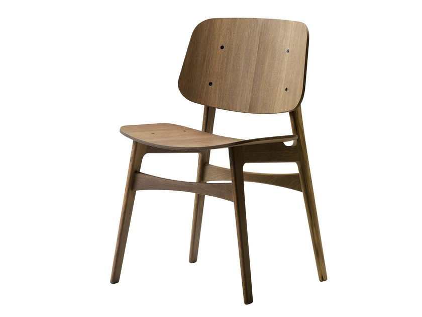 Wooden chair SØBORG | Wooden chair by FREDERICIA FURNITURE