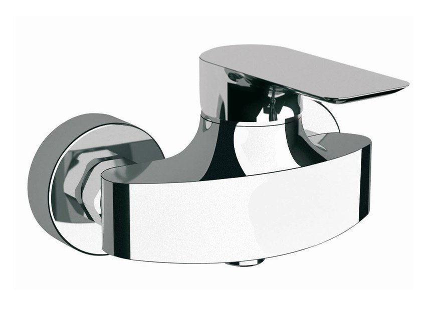 Single handle shower mixer INFINITY | Shower mixer by Remer Rubinetterie