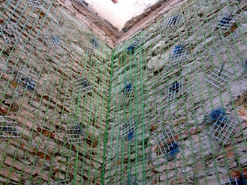 fibrenet.it - Fibre Net - Consolidamento di murature e ...