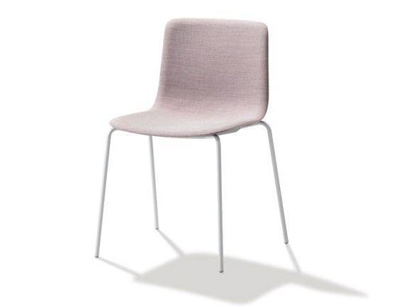 Upholstered fabric chair PATO | Upholstered chair by FREDERICIA FURNITURE