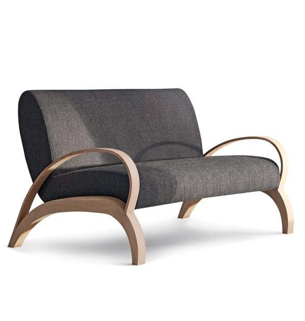 2 seater sofa SPRING Sofa by Passoni Nature