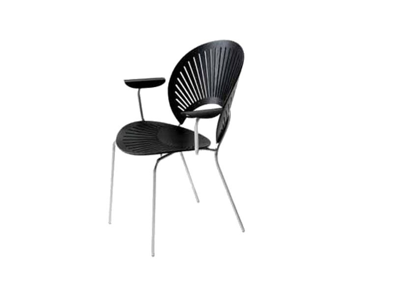 Chair with armrests TRINIDAD | Chair with armrests by FREDERICIA FURNITURE