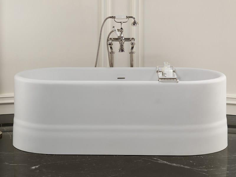 Oval bathtub DIVA by Devon&Devon