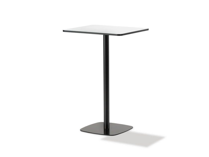 Square high table SOLA | Square table by FREDERICIA FURNITURE