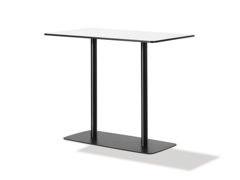 Rectangular high table SOLA | Rectangular table by FREDERICIA FURNITURE