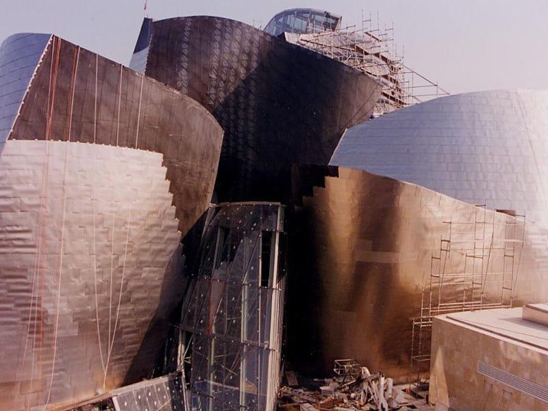 Grace Ice & Water Shield Frank Gehry, Museo Gugghenheim di Bilbao - Ice & Water Shield