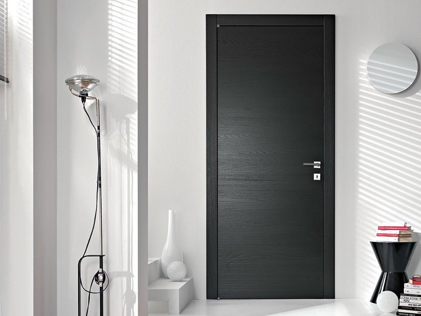 Hinged lacquered ash door GDESIGNER | Lacquered door by GAROFOLI