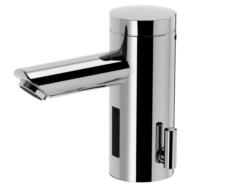 Infrared countertop electronic washbasin mixer STANDARD | Electronic washbasin mixer by Ponte Giulio