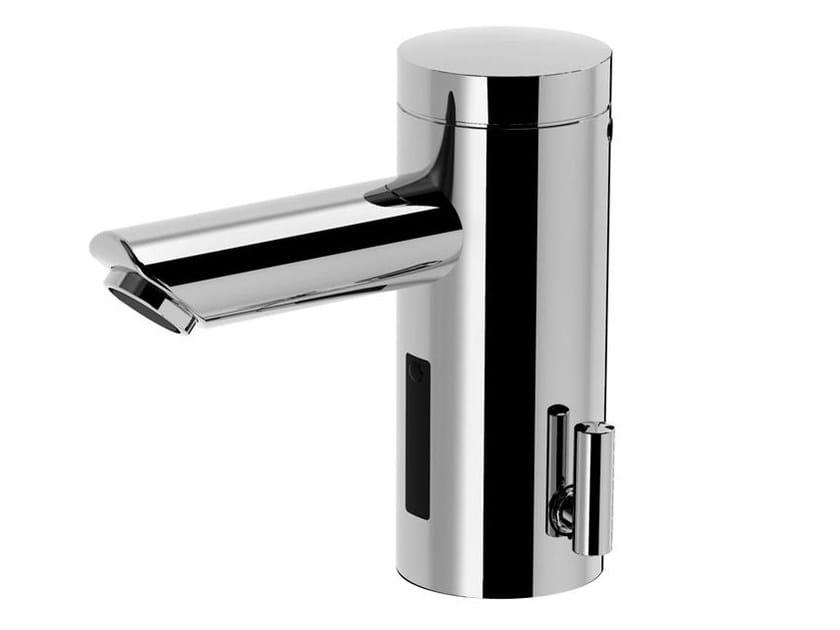 Infrared countertop electronic washbasin mixer STANDARD | Washbasin mixer by Ponte Giulio
