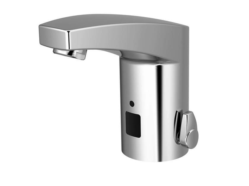 Miscelatore per lavabo a infrarossi elettronico STANDARD | Miscelatore per lavabo a infrarossi by Ponte Giulio
