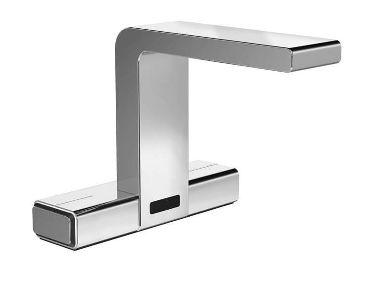 Infrared electronic washbasin mixer STANDARD | Infrared washbasin mixer by Ponte Giulio