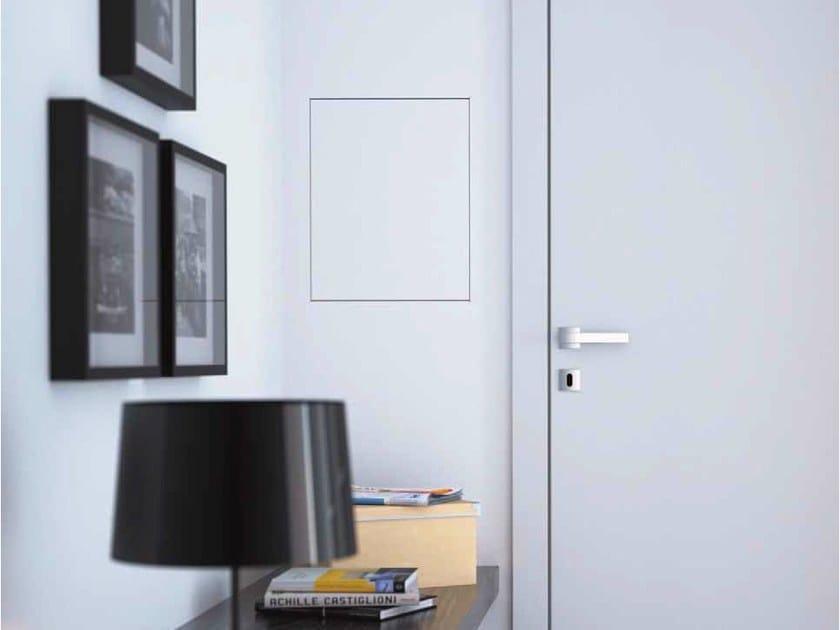 Flush-to-the-wall door system CHIUDI - CHIUDI by GAROFOLI