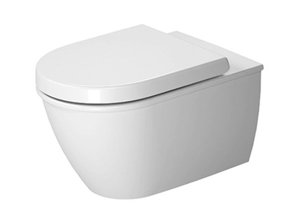 Wall-hung ceramic toilet DARLING NEW | Wall-hung toilet by Duravit