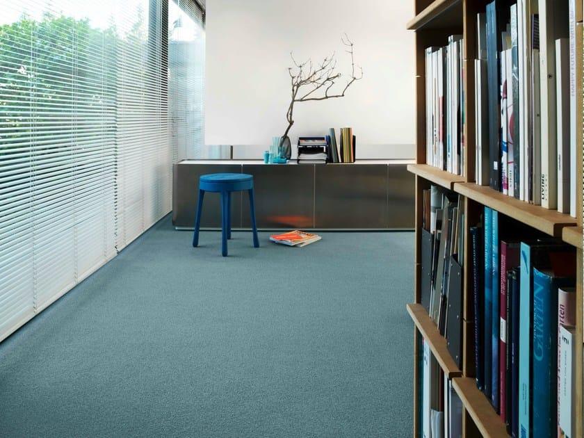 Solid-color carpeting FRISEA by Vorwerk Teppichwerke