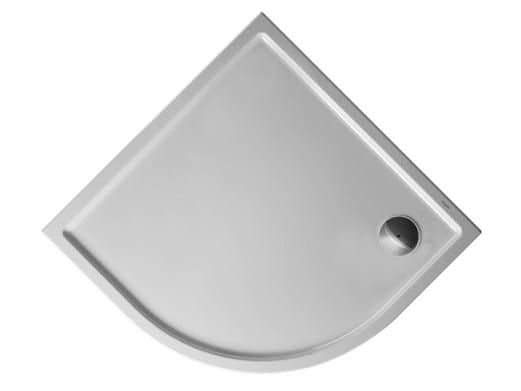 Acrylic shower tray STARCK   90 x 90 by Duravit