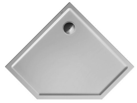 Acrylic shower tray STARCK | 90 x 90 by Duravit