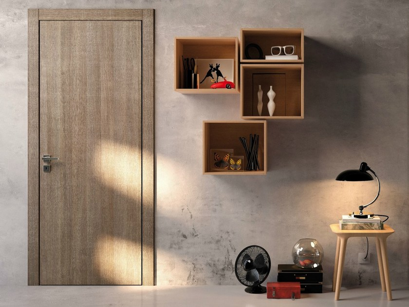 Hinged laminate door LAMMY POEMA | Laminate door by GIDEA