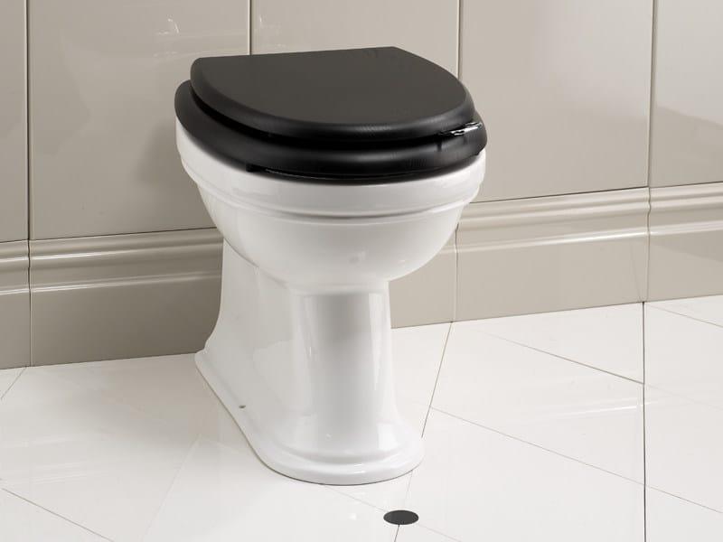 Ceramic toilet ROSE | Toilet by Devon&Devon
