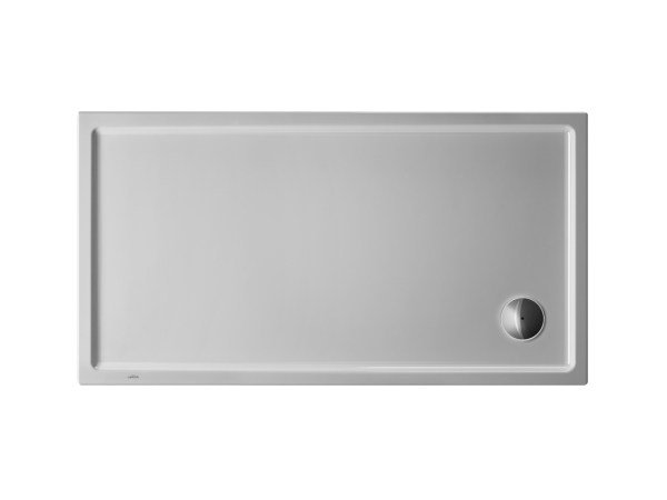Rectangular acrylic shower tray STARCK | 140 x 75 by Duravit