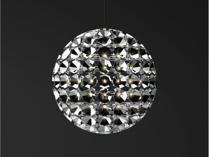 LED metal pendant lamp ELAINE | Pendant lamp by Quasar