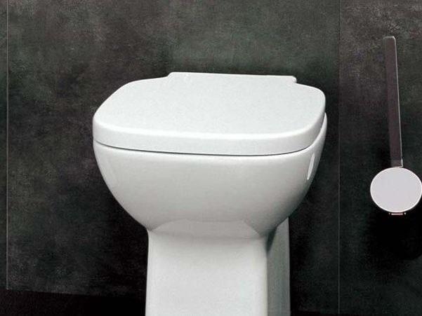 Toilet seat SPRINT | Toilet seat by CERAMICA FLAMINIA