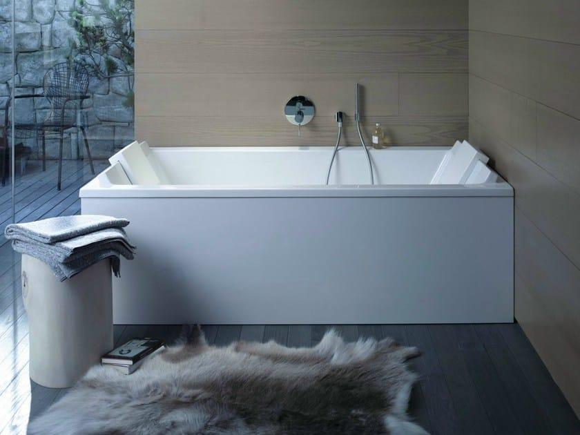 Vasca Da Bagno Duravit Prezzi : Starck vasca da bagno by duravit design philippe starck
