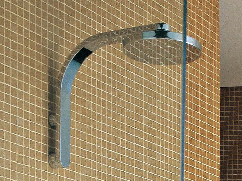 Wall-mounted rain shower ONE | Wall-mounted overhead shower by CERAMICA FLAMINIA