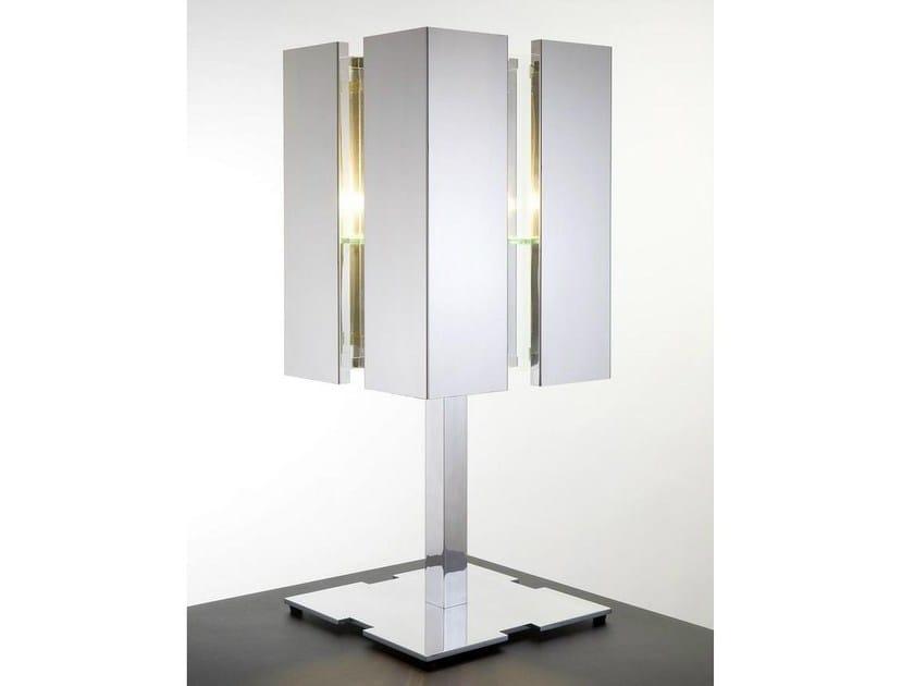 Halogen metal table lamp QUARTET | Table lamp by Quasar