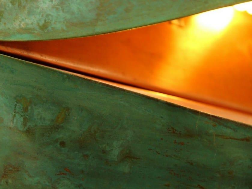 Rame Lum Lampada Panel Tridimensionale PareteRivestimento In Quasar Da SVpqzUM