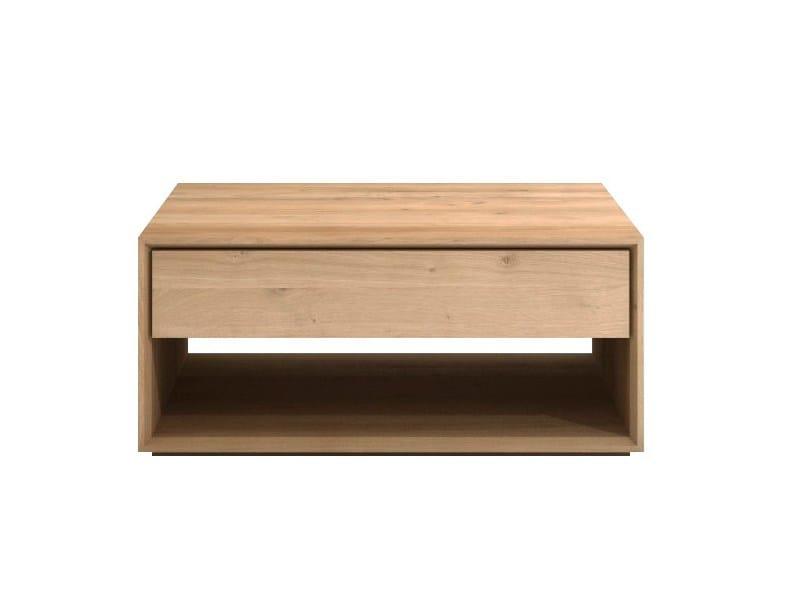 OAK NORDIC | Tavolino in legno massello
