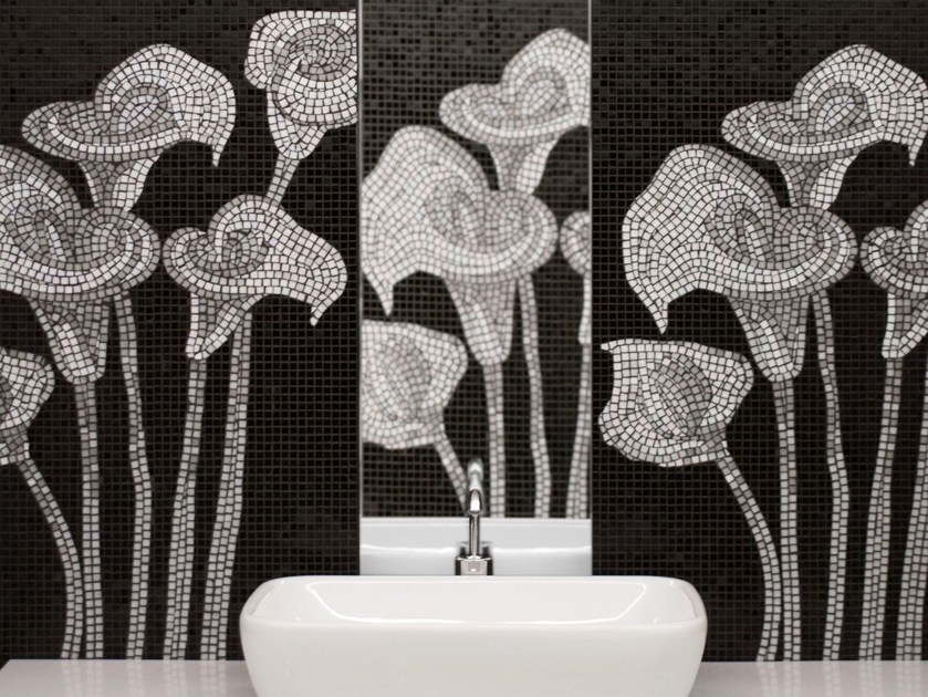 Glass mosaic ARTISTIC MOSAIC by TREND