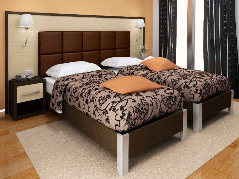 Single bed ZEUS | Single bed by Mobilspazio