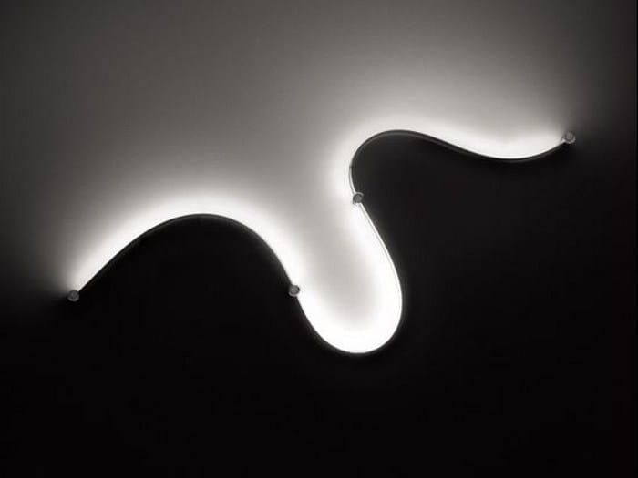 LED wall lamp FORMALA PLUS 3 by Cini&Nils