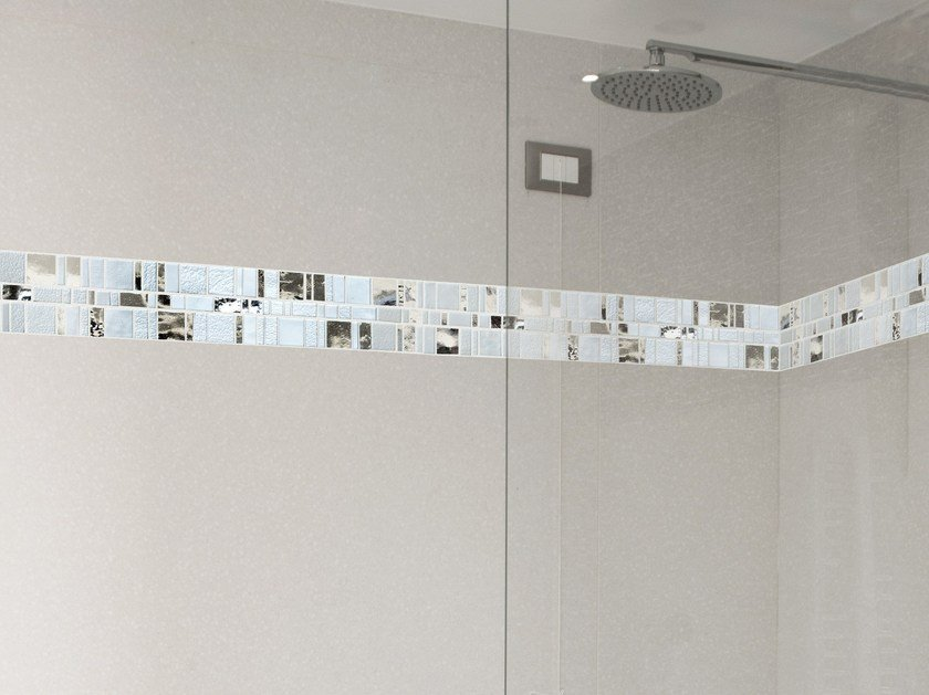 Glass mosaic BORDER LIBERTY by TREND