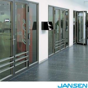 Janela corta-fogo JANSEN FIRE by Jansen