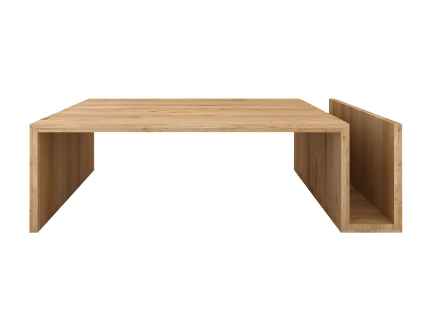 Solid wood coffee table OAK KUBUS NAOMI | Coffee table by Ethnicraft