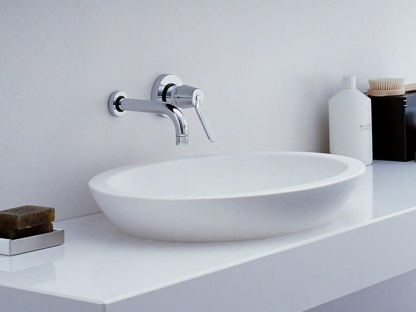 Inset Parapan® washbasin AGAPE SPOON by PARAPAN
