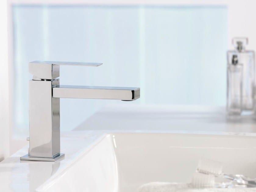 Single handle washbasin mixer without waste POLAR | Washbasin mixer without waste by Rubinetterie Mariani